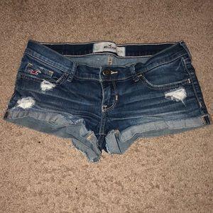 Hollister Shorts Size 3/26